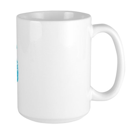 Rios Faded (Blue) Large Mug