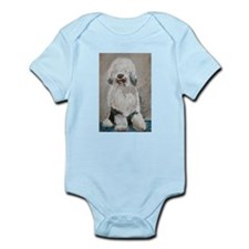 Old English Sheepdog Infant Creeper