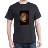 Margery cameo antique sepia T-Shirt