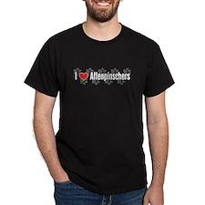 I heart Affenpinschers T-Shirt