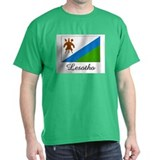 Lesotho Flag T-Shirt