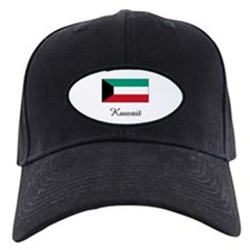 Kuwait Flag Baseball Hat