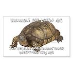 Valuable Pet Lesson #6 Rectangle Sticker 50 pk)