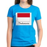 Indonesia Flag Tee