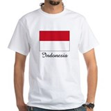 Indonesia Flag Shirt