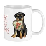 Rottweiler Mom Mug