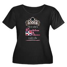 Dominican Princess - T