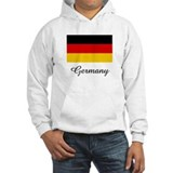 Germany Flag Hoodie