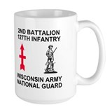 127th Infantry <BR>Eligible Bachelor Mug