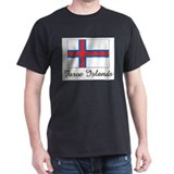 Faroe Islands Flag T-Shirt