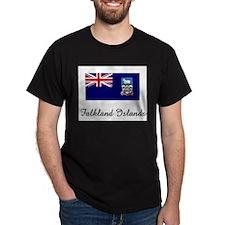 Falkland Islands Flag T-Shirt