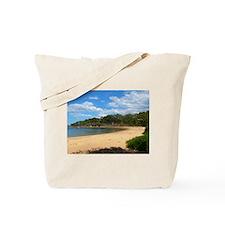Sunny Pearl Beach, NSW Tote Bag
