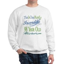Incredible 98th Sweatshirt