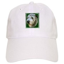 Irish Wolfhound Design #11 Baseball Cap
