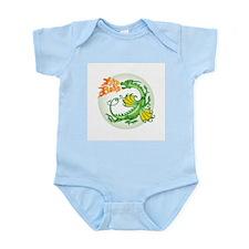 Hip Baby Boy Infant Bodysuit