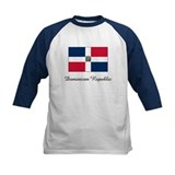 Dominican Republic Flag Tee