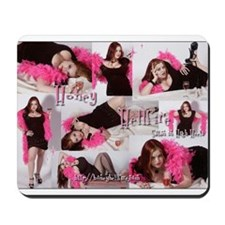 Honey Hellfire Mousepad