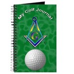 Masonic 160 Page Golf Journal