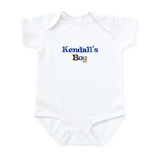 Kendall's Boy Infant Bodysuit