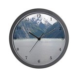 Alaska Wall Clock