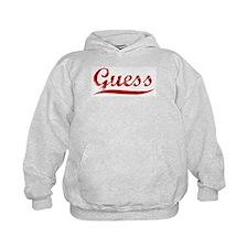 Guess (red vintage) Hoodie