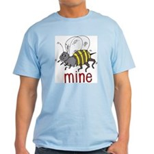 Be Mine Ash Grey T-Shirt