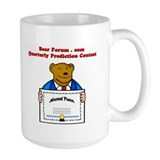 Coffee Mug for 2nd place