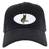 German Shepherd Baseball Cap