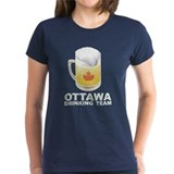 Ottawa Drinking Team Tee