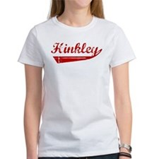 Hinkley (red vintage) Tee