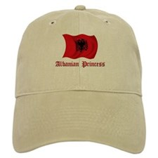 Albanian Princess 2 Baseball Cap