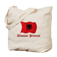 Albanian Princess 2 Tote Bag