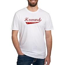 Howard (red vintage) Shirt
