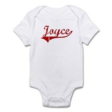 Joyce (red vintage) Infant Bodysuit