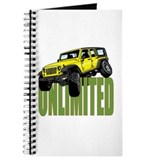 Jeep Wrangler Unlimited Journal