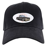 Rat Rod Chevy Truck Baseball Hat
