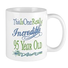 Incredible 105th Small Mug