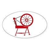 Heroines of Jericho (Oval Sticker (10 pk)