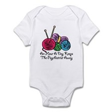 An Hour A Day... (2) Infant Bodysuit
