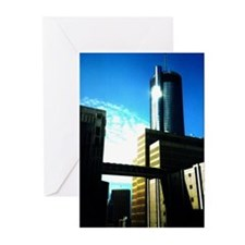 Skywalk Greeting Cards (Pk of 10)