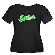 Retro Marisa (Green) T