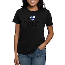 I Love Finnish Boys Tee