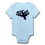 Fly Girl Onesie