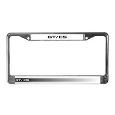 Cs License Plate Frame