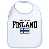 Made In Finland Bib