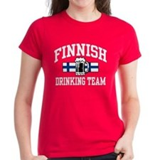 Finnish Drinking Team Tee