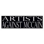 Artists Against MCCain