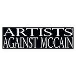 Artists Against MCCain