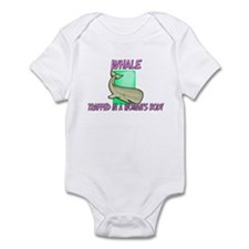 Whale Trapped In A Woman's Body Infant Bodysuit