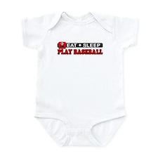 Play Baseball Infant Bodysuit